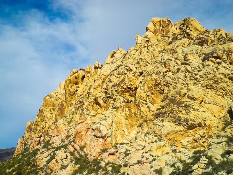 Las Vegas Cliff