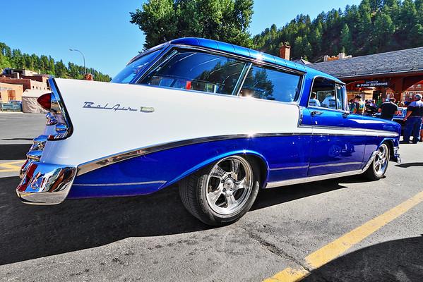Cool Deadwood Nights car show