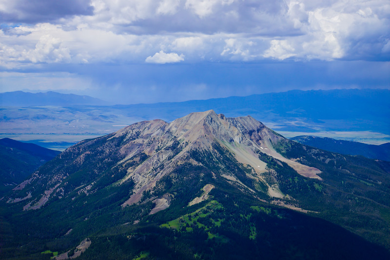 Lone Peak view