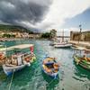 Nafpaktos boats