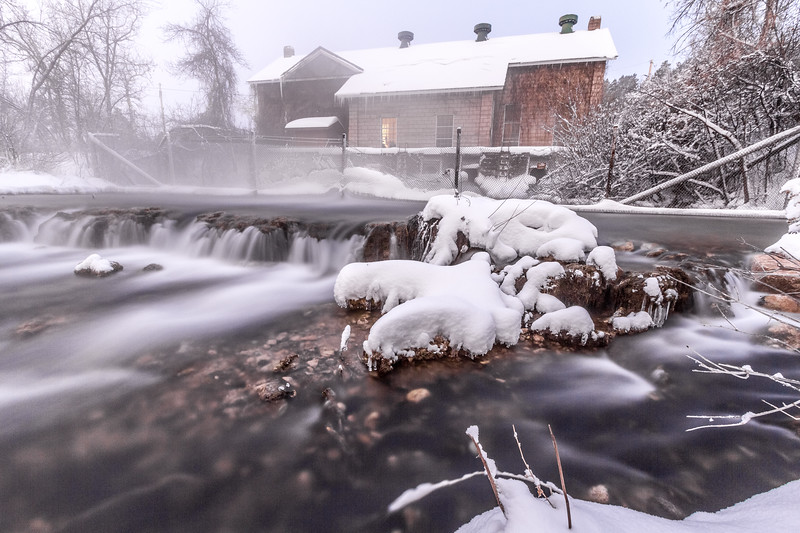 Hydroelectric Plant in Spearfish