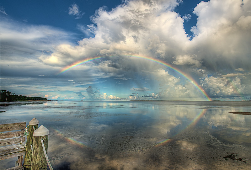 Rainbow, Eastpoint, FL