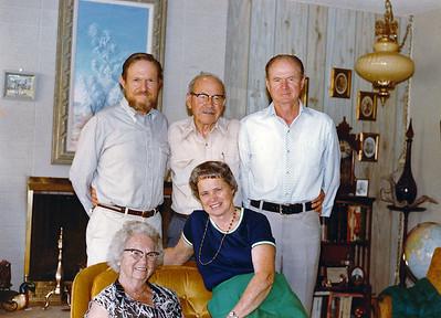 1980-1989:  Retirement, Family, Travel, Performance