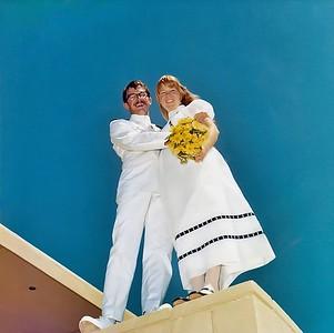 1970 - Wedding:  29 August 1970