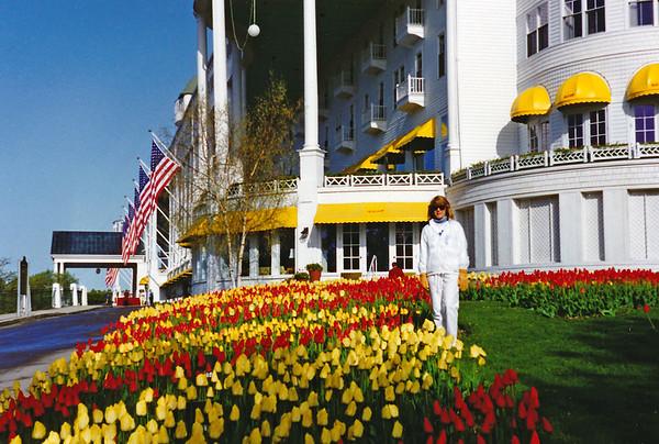 1992 :  Huntington Beach, Interlochen