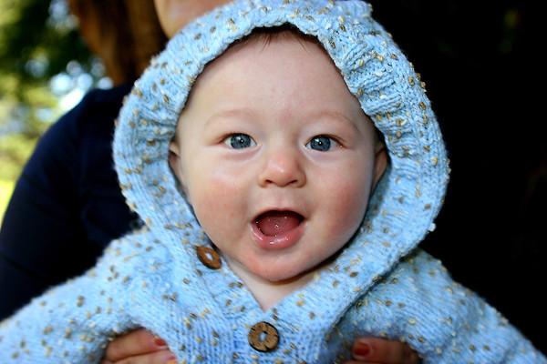 2010 : First Grandchild
