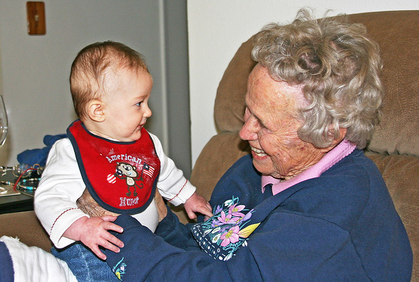 2012-1 :  Third Grandchild
