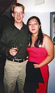 2002 : Wedding rehearsal.