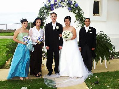2002 : The Hashimoto family.