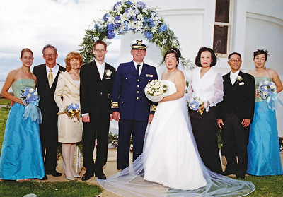 2002 : Hashimoto and Main families.   (paid photographer photo).
