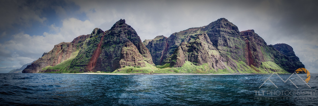 Milolii Valley from the Na Pali Coast of Kauai. Please Follow Me! https://tlt-photography.smugmug.com/