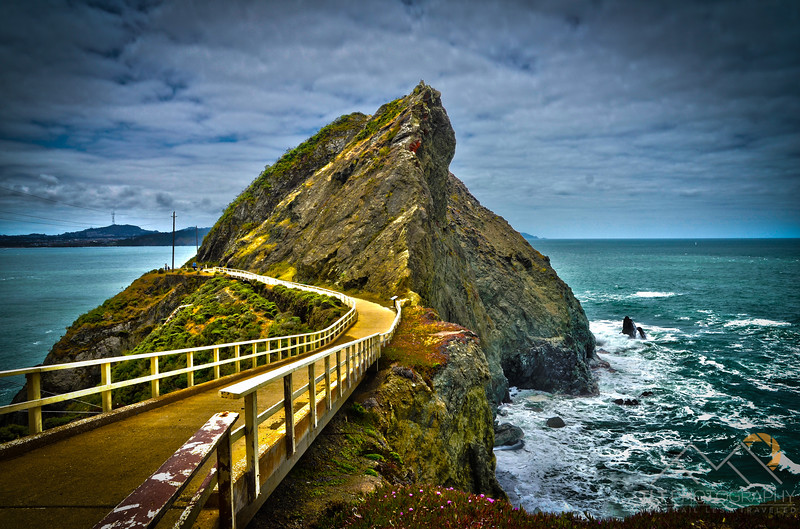 Point Bonita Lighthouse area, just north of San Francisco, CA. Please Follow Me! https://tlt-photography.smugmug.com/