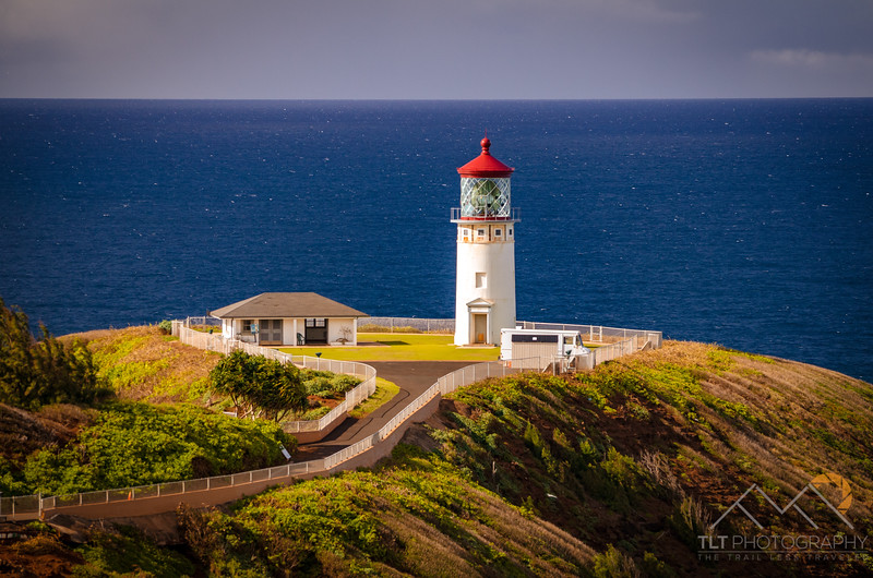 The lighthouse at Kilauea Pt. National Widlife Refuge. Please Follow Me! https://tlt-photography.smugmug.com/