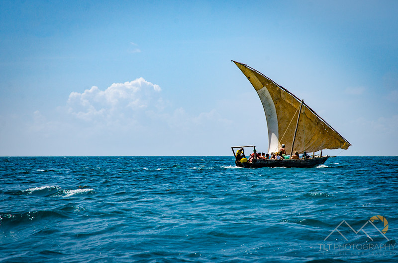 Sailing around the Menai Bay Conservation area of Zanzibar on a traditional Dhow Sailing boat. Please Follow Me! https://tlt-photography.smugmug.com/
