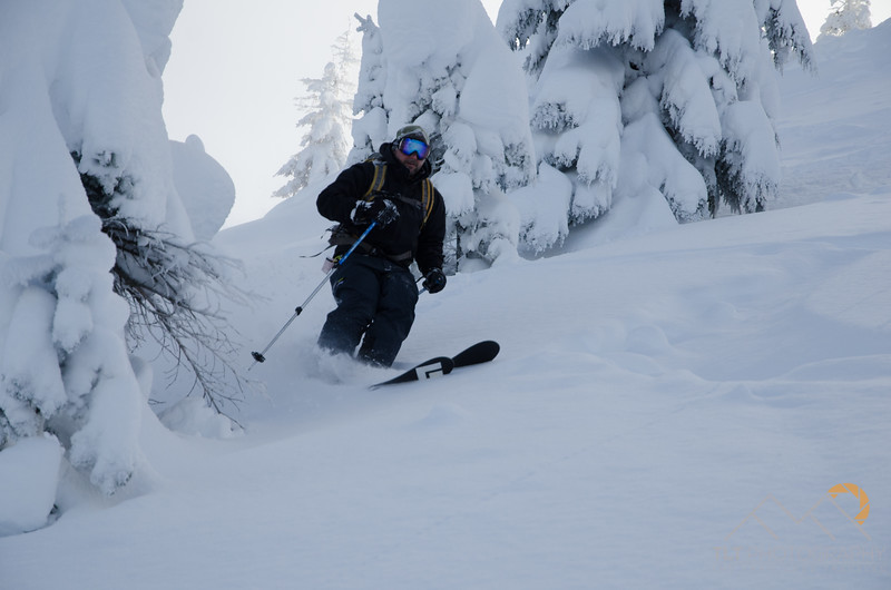 Skiing on Mount Hood, Oregon. Please Follow Me! https://tlt-photography.smugmug.com/
