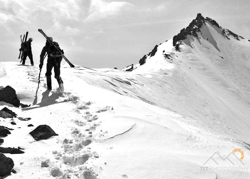 Aaron Hartz and Chris Holm headed up towards the summit of Mount Lassen in Northern California. Please Follow Me! https://tlt-photography.smugmug.com/