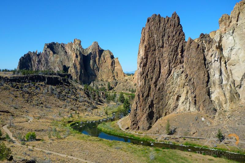 Smith Rock on a beautiful Oregon day. Please Follow Me! https://tlt-photography.smugmug.com/