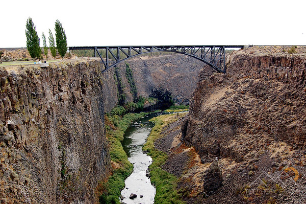 The beautiful canyon of the Crooked River outside of Redmond, Oregon.  My wife and I bungee jumped this 300' drop in 2016. Please Follow Me! https://tlt-photography.smugmug.com/