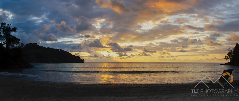 Sunset from Manuel Antonia, Costa Rica. Please Follow Me! https://tlt-photography.smugmug.com/