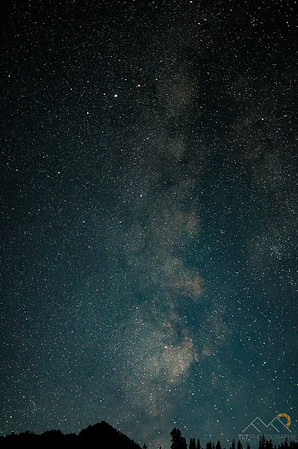 Shooting the stars and the Milky Way from Boulder Creek Lakes in the Trinity Alps in California. Please Follow Me! https://tlt-photography.smugmug.com/