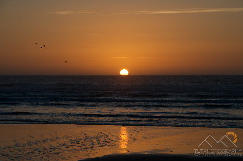 Sunset over the Pacific from the Oregon Coast. Please Follow Me! https://tlt-photography.smugmug.com/