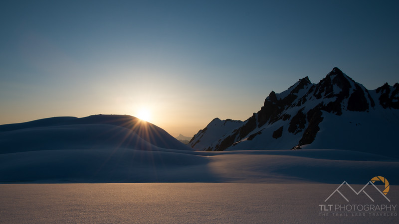 Sunset over the White Chuck Glacier Basin below Glacier Peak. Please Follow Me! https://tlt-photography.smugmug.com/