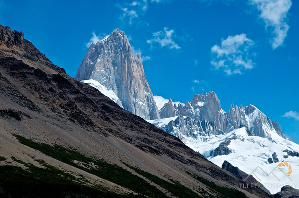 Mt. Fitzroy from the trail around Laguna Madre, Argentina. Please Follow Me! https://tlt-photography.smugmug.com/
