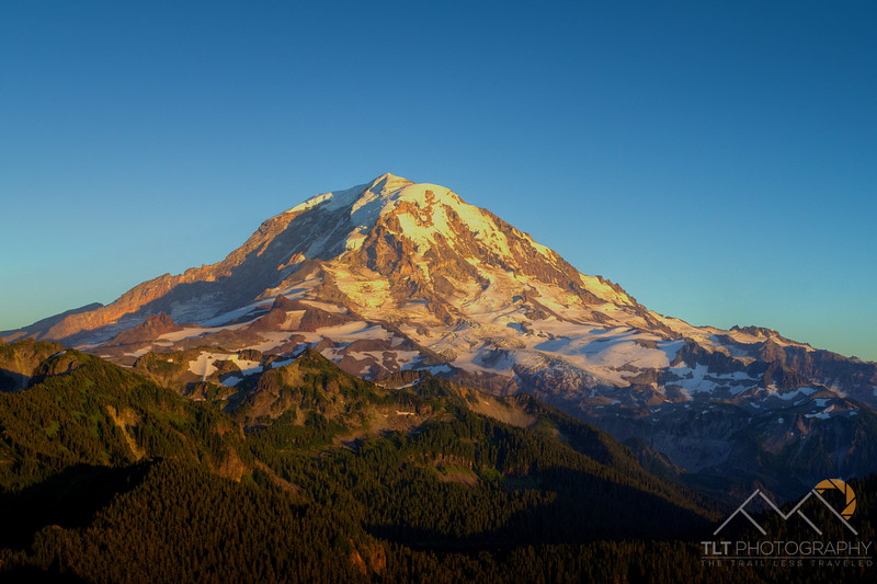 Mt. Rainier from Tolmie Peak. Please Follow Me! https://tlt-photography.smugmug.com/