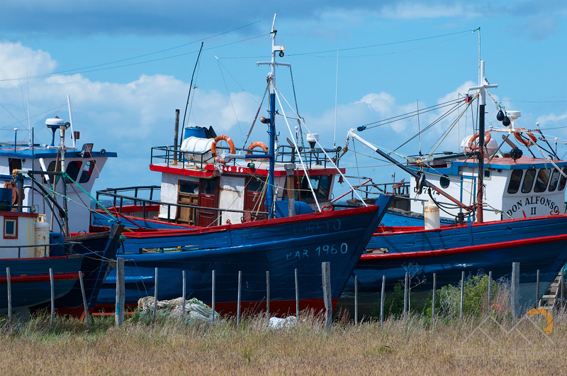 Oddly, we saw a ton of fishing vessels dry docked.  Perhaps tourism is replacing the fishing industry?  Or maybe it collapsed? - Punta Arenas, Chile. Please Follow Me! https://tlt-photography.smugmug.com/