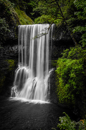 Lower South Falls in Silver Falls State Park, Oregon. Please Follow Me! https://tlt-photography.smugmug.com/