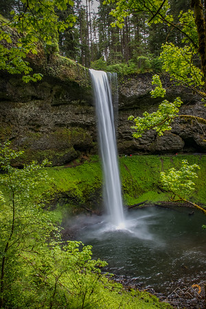 Upper South Falls in Silver Falls State Park, Oregon. Please Follow Me! https://tlt-photography.smugmug.com/