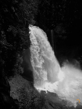 Sahalie Falls on the Mckenzie River, Oregon. Please Follow Me! https://tlt-photography.smugmug.com/