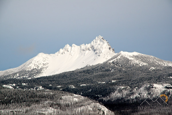 Rugged Three Fingered Jack in Oregon from Potato Hill. Please Follow Me! https://tlt-photography.smugmug.com/
