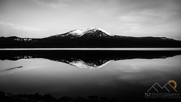 Mt. Bailey over Diamond Lake, Oregon. Please Follow Me! https://tlt-photography.smugmug.com/