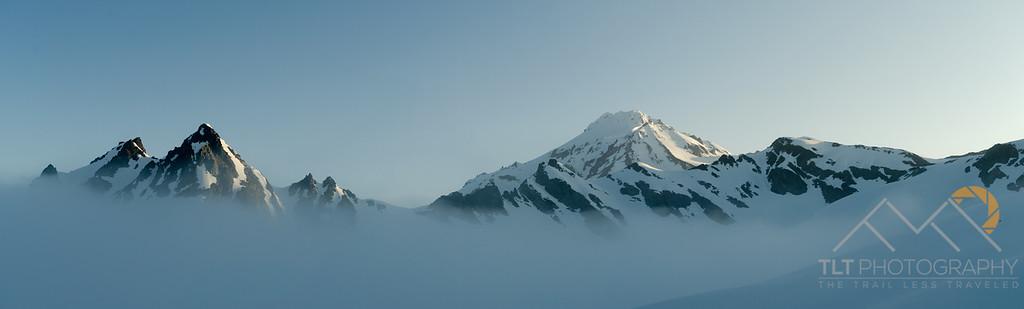 Glacier Peak over a sea of clouds in Washington. Please Follow Me! https://tlt-photography.smugmug.com/