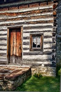 Madam Russell Cabin Saltville, VA