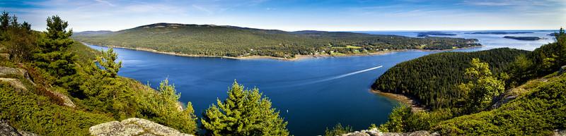 Big Acadia Pano