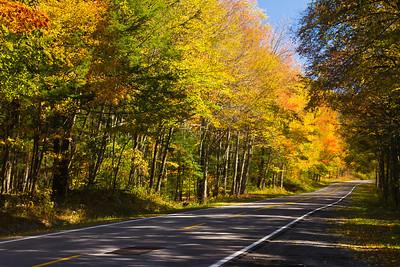 A Scenic Highway West Virginia
