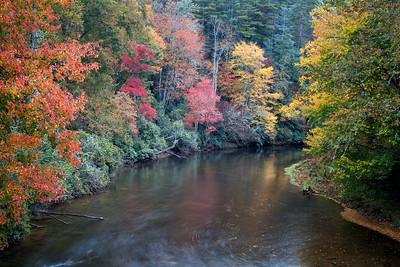 32 Linville River, NC