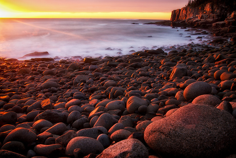 Otter Cliffs<br /> Acadia National Park, Maine