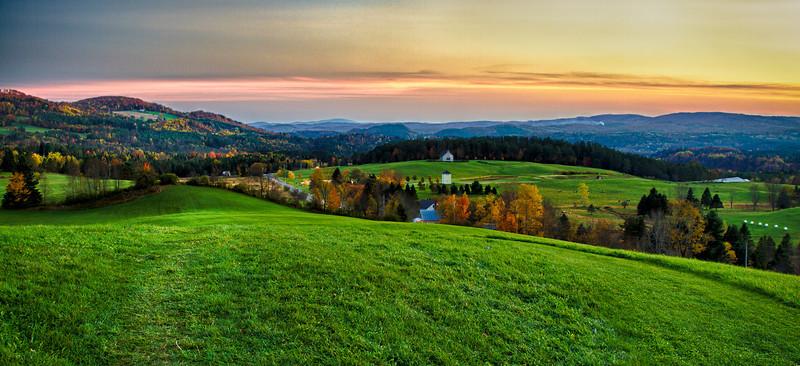 Heaven's Bench<br /> Vermont