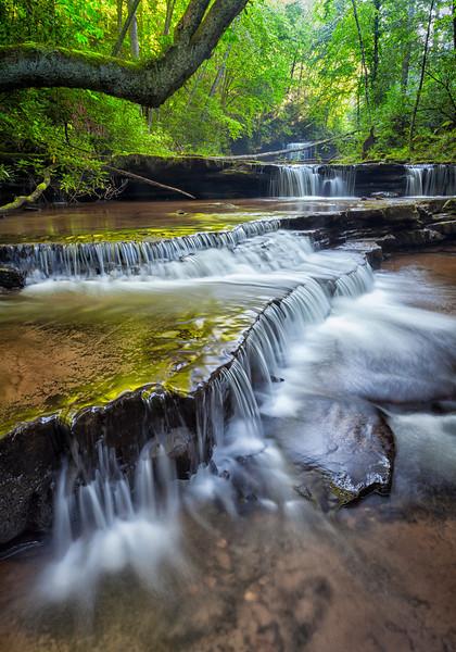 Big Tumbling Creek