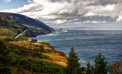 Cape Breton and Cabot Trail, Nova Scotia One of the top drives in North America.