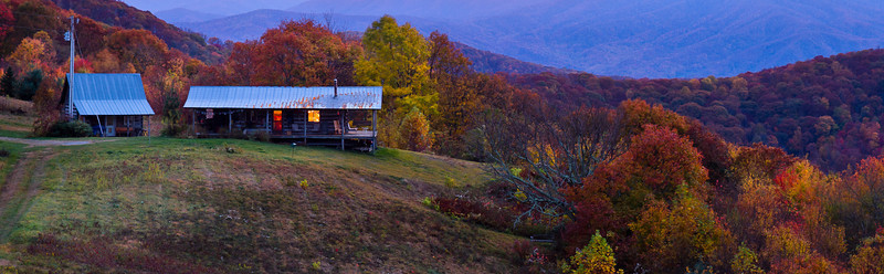 Cozy Cabin Max Patch, NC