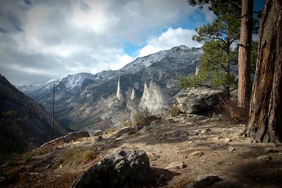 Blodgett Canyon