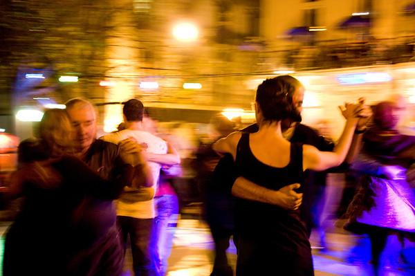"""Midnight Tango"" - Buenos Aires · Argentina"
