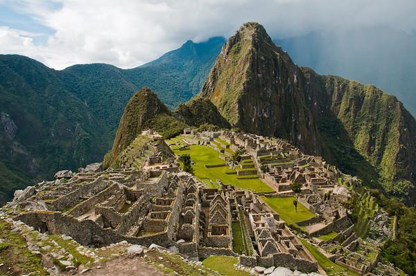 Machu Picchu · Peru
