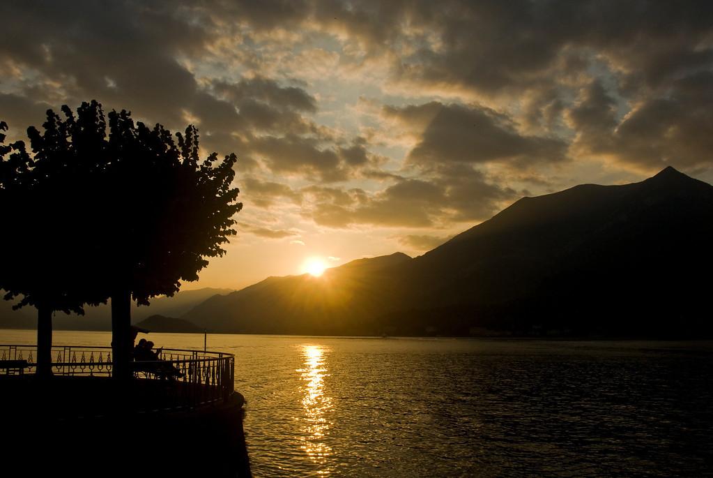"""<b>Peaceful Wishbone</b>"" - Lake Como · Italy"