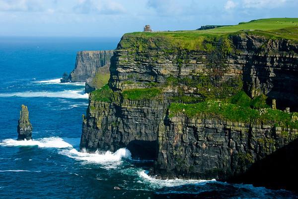 Cliffs of Mohr · Ireland
