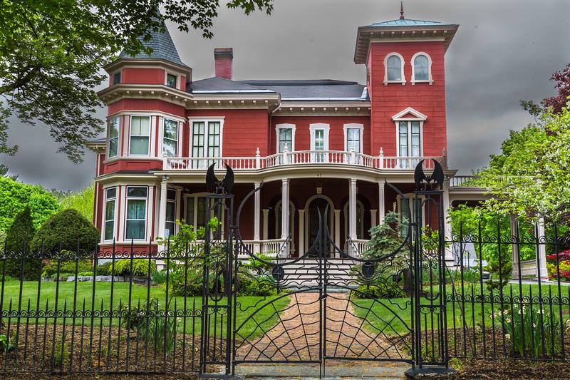 Steven King House